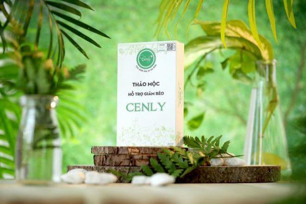 Thảo mộc giảm cân Cenly chính hãng - sản phẩm đang bị làm giả rất nhiều của Cenly
