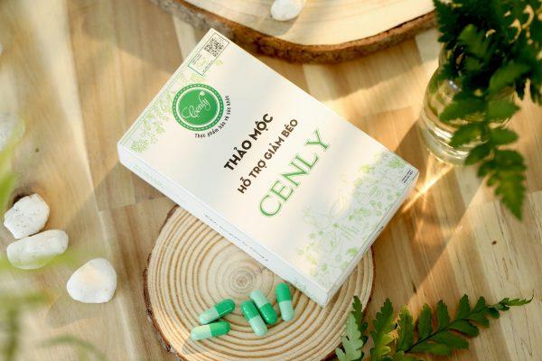 Thảo mộc giảm cân Cenly – sản phẩm đầu tay giúp Ly Nguyễn xây dựng sự nghiệp